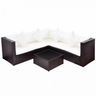VID Lounge szett barna 104583