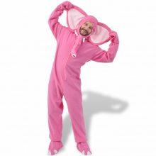 VID Elefánt jelmez XL-XXL méretben - rózsaszín