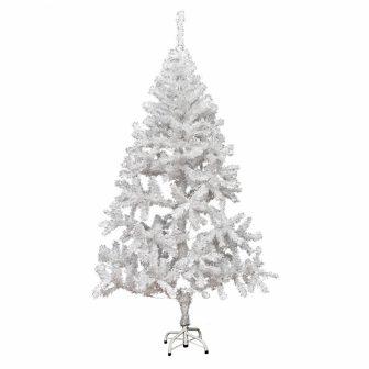 VID Fehér karácsonyi műfenyő - 180 cm