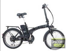 G21 Lexi elektromos kerékpár, szürke 250W