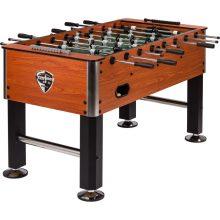 MAX TUNIRO® BASIC Profi nagy csocsó asztal/ asztali foci [fa mintával]