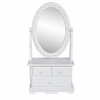 VID Vanity sminkasztal tükör 02