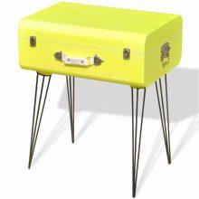 VID Kis szekrény 49,5x36x60 cm sárga