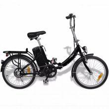 VID Összecsukható elektromos kerékpár [fekete színben]