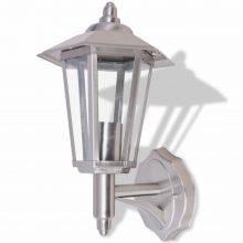 Rozsdamentes acél kültéri fali lámpa