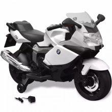 Elektromos motorkerékpár fehér BMW 283