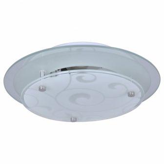 VID-Kerek mennyezeti üveg lámpa