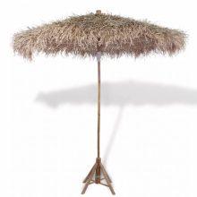 VID Bambusz napernyő 270 cm banán forma tetővel