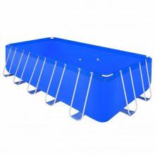 VID Fémvázas medence [540 x 215 x 122cm] - téglalap