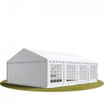 Party šator 8x8m-PROFESSIONAL DELUXE 500g/m2-pojačana konstrukcija krova