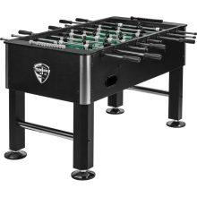 MAX TUNIRO® BASIC Profi nagy csocsó asztal/ asztali foci [fekete színben]