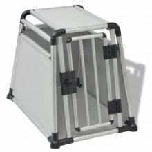 VID kutyaszállító doboz alumínium M