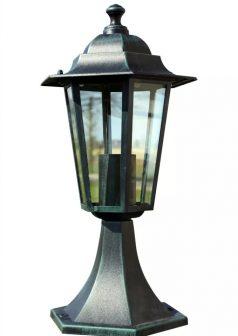 VID Kültéri lámpa 41 cm Sötétzöld