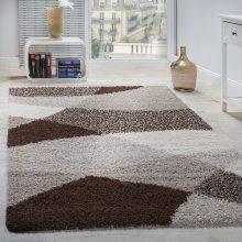 Shaggy bolyhos szőnyeg - Absztrakt - több választható színben - 200x280 cm