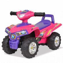 VID Gyerek quad hang- és fényeffekttel [rózsaszín/lila]