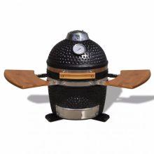 VID Kamado kerámia Barbecue Grill Füstölő Kerámia 44 cm