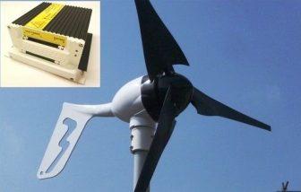ISTA Breeze L-500 12V Szélgenerátor - szélmalom + töltésvezérlő