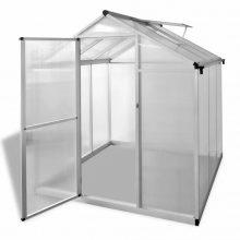 VID Economy üvegház/polikarbonát melegház - 3,46 m²