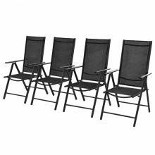 VID 4 db-os kerti szék szett 374387