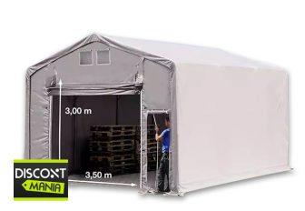 TP  Professional  6x6m 3 méter oldalmagassággal 550g/nm ponyvával