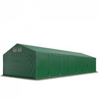 Raktársátor 6x16m professional 2,6m oldalmagassággal, 550g/m2