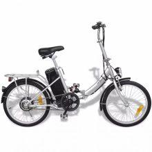 VID Összecsukható elektromos kerékpár [szürke színben]