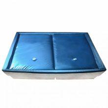 VID 2 személyes vízágy matrac alátéttel/elválasztóval - 3 rétegű [200x220 cm]
