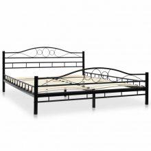 """VID Fém ágy 160x200 cm """"V2"""" ágyráccsal"""