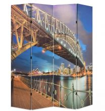 VID paraván 160 x 180 cm sydney-i Kikötőhíd
