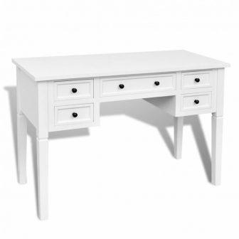 VID Elegáns 5 fiókos íróasztal