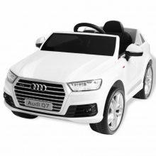 VID elektromos kisautó Audi Q7 6 V [fehér]