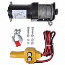 Elektromos Csörlő 907 KG - 12 V