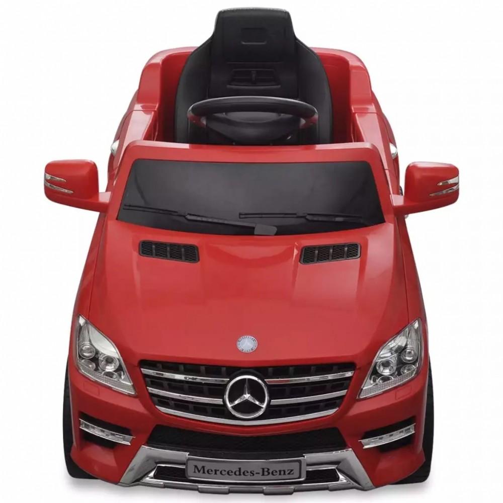 Vid Elektromos Kisauto Piros Mercedes Benz Ml350 Discontma