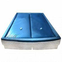 VID 2 személyes vízágy matrac alátéttel/elválasztóval - 3 rétegű [180x220 cm]