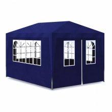 3x4 m sátor - kék