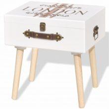 Kis szekrény 40x30x41,5 cm fehér