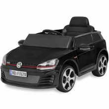 VID Ride-on VW Golf GTI 7 12V Elektromos kisautó+távirányító fekete