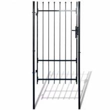 VID Nyílhegyű kerítés kapu 100 x 225 cm