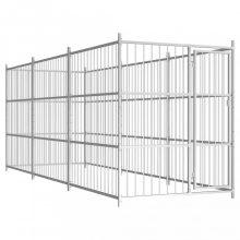 VID kültéri kutyakennel 450 x 150 x 185 cm