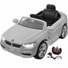 VID Elektromos kisautó fehér BMW