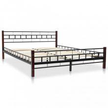 "Fém ágy 140x200 cm ""V3"", ágyráccsal"