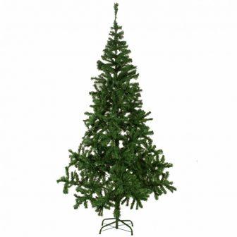 VID Karácsonyi műfenyő- tartóval- 210 CM