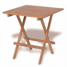 VID Négyszemélyes összecsukható kerti asztal [55 x 60 x 65 cm]