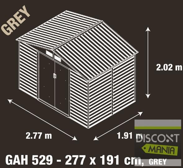 stabil f m kerti t rol 529 277 x 191 cm. Black Bedroom Furniture Sets. Home Design Ideas