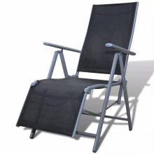 Összecsukkható napozóágy / nyugágy / kerti szék