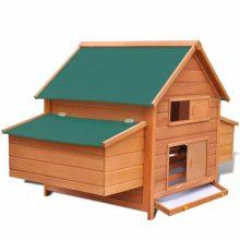 Tyúk ház - 157x97x110 cm
