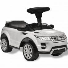 VID Elektromos kisautó fehér Land Rover
