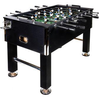 MAX Profi nagy csocsó asztal/ asztali foci - fekete színben