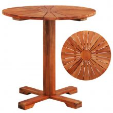 VID Akácfa bisztró asztal