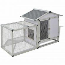 Alumínium tyúkketrec/nyúlketrec 158x63x93 cm